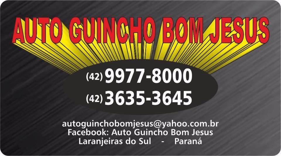 AUTO GUINCHO BOM JESUS