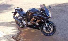 Quedas - Vende-se moto GTR 250 Kasinski 2010