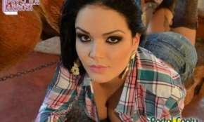 Taty Rocha - Garota Cantu - Março 2013