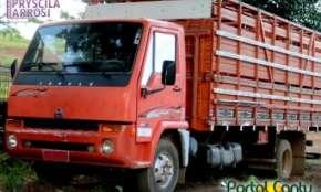 Vende-se caminhão Agrale 8500