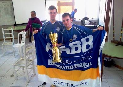 Guaraniaçu – Talentos se destacam no Campeonato Brasileiro de Clubes Juniores de Bolão